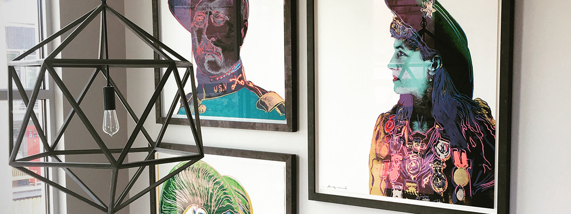 Fort Frame & Art | Custom Art and Picture Framing in Jackson Hole, WY